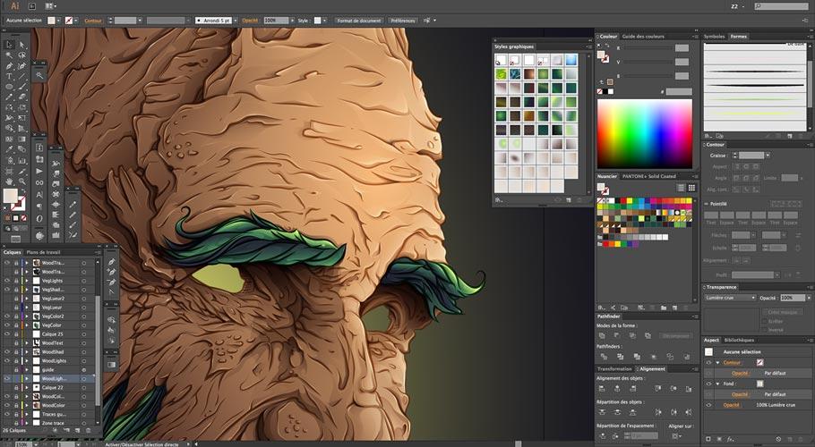 Adobe Illustrator 2020 Crack1