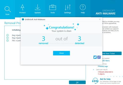 GridinSoft Anti-Malware Crack4