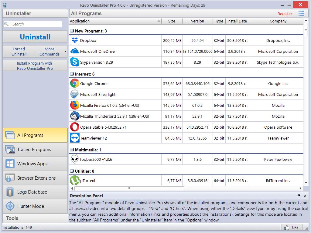 Revo Uninstaller Pro Crack1