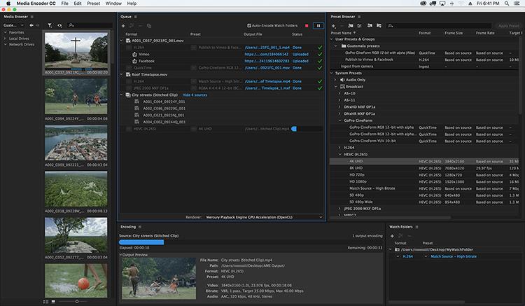Adobe Media Encoder 2020 Crack1