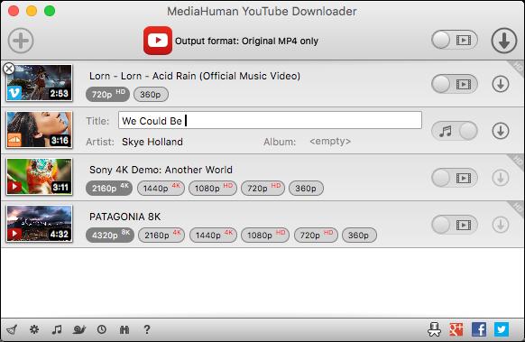 MediaHuman YouTube Downloader Crack1