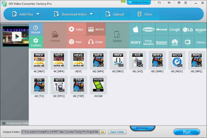 Wonderfox HD Video Converter Crack