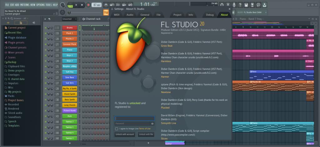 FL Studio Crack2