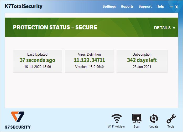 K7 Total Security Crack2