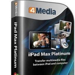 4Media iPad Max Platinum Crack3