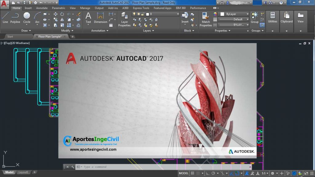 AutoCAD 2017 Crack1