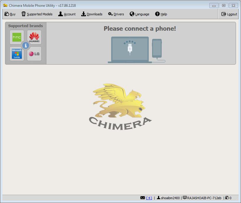 Chimera Tool Crack3