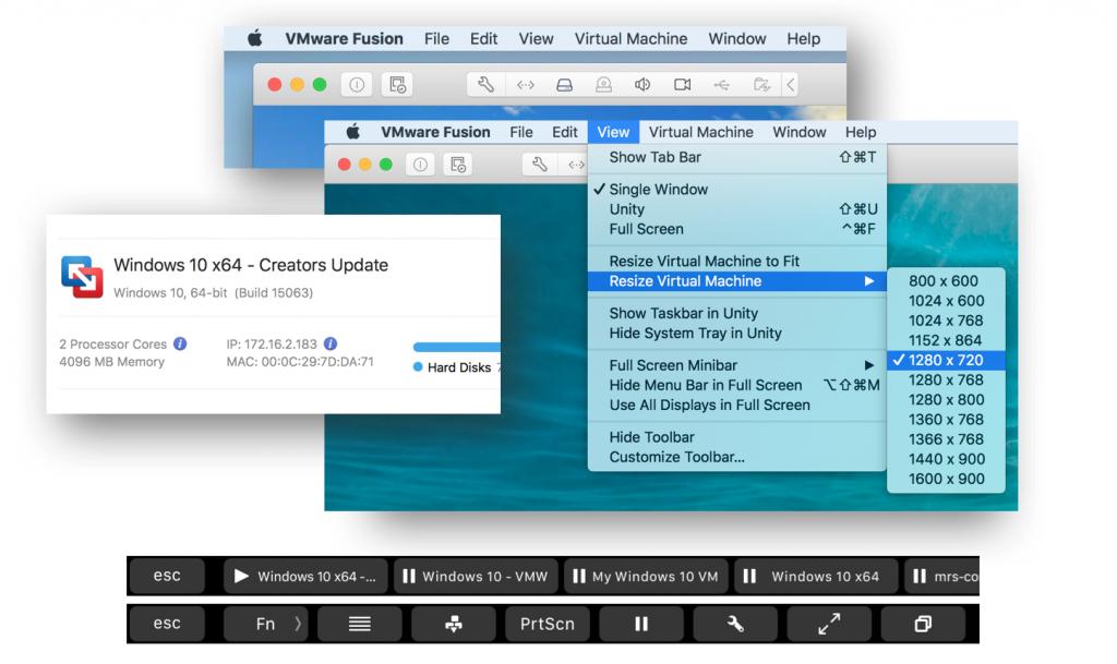 VMware Fusion Crack2